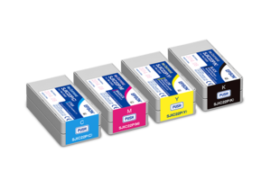 Epson SJIC22P Ink Cartridges for ColorWorks C3500
