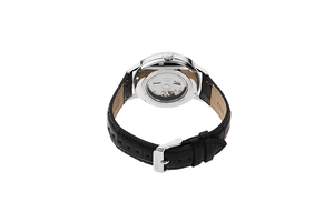 ORIENT: Mechanical Contemporary Watch, Leather Strap - 42.4mm (RA-AC0J05L)