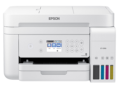 Epson ET-3760 all-in-one desktop printer