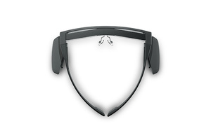 Moverio BT-40S Smart Glasses with Intelligent Touch Controller