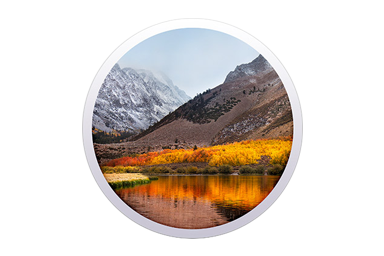 macOS 10.13 High Sierra Support