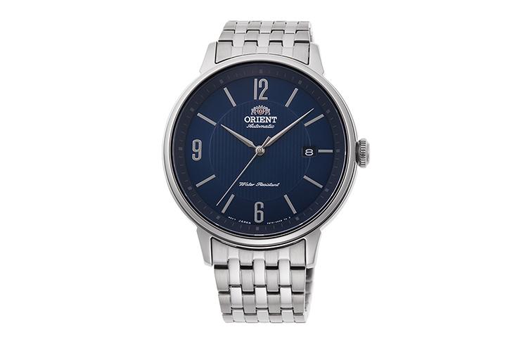 ORIENT: Mechanical Contemporary Watch, Metal Strap - 42.4mm (RA-AC0J09L)