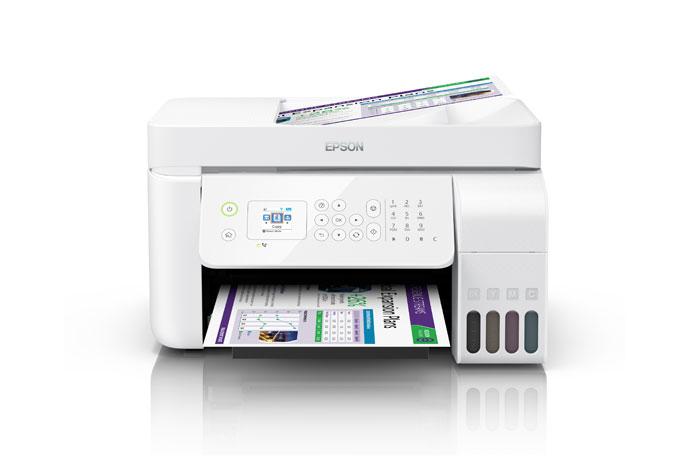 Epson 완성형 정품무한 L5196(White)