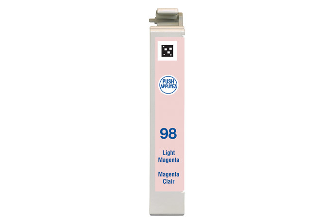 Epson 98, Light Magenta Ink Cartridge, High Capacity
