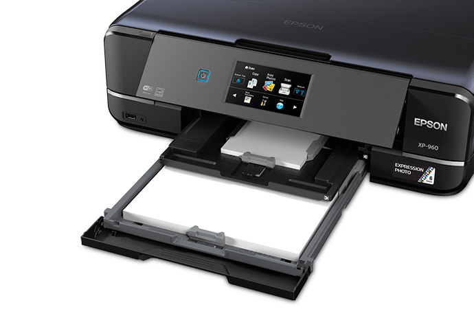 Epson Expression Photo XP-960 Small-in-One All-in-One Printer - Refurbished