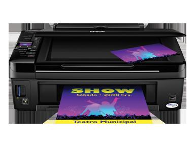 Epson Stylus SX420W Multifunctional Printer