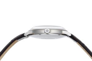 Orient: Mechaniczny Klasyczny Zegarki, Skórzany Pasek - 40.5mm (AC00005W)