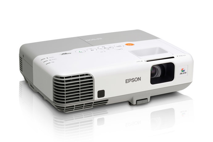 PowerLite 93+ XGA 3LCD Projector - Refurbished