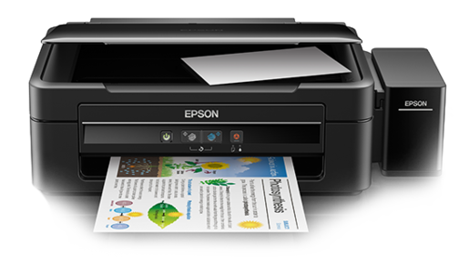 EcoTank L380 Multifunction InkTank Printer