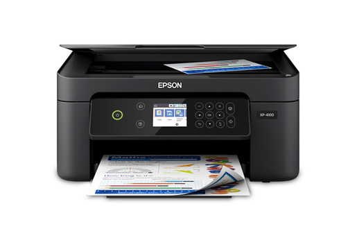 Epson Expression Home XP-4100 Small-in-One Printer - Refurbished