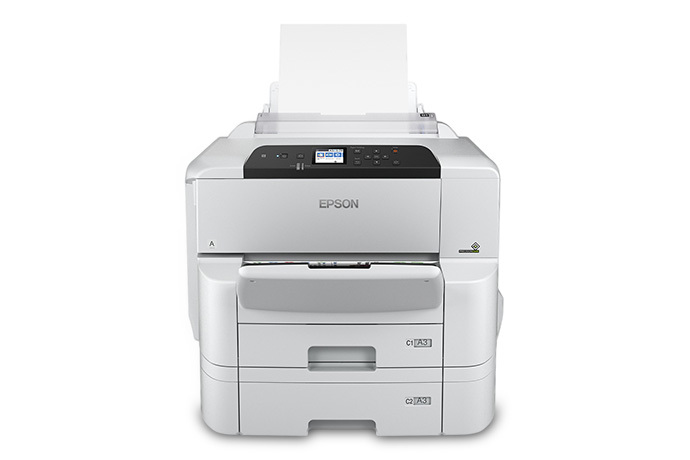 WorkForce Pro WF-C8190 A3 Color Printer with PCL/PostScript