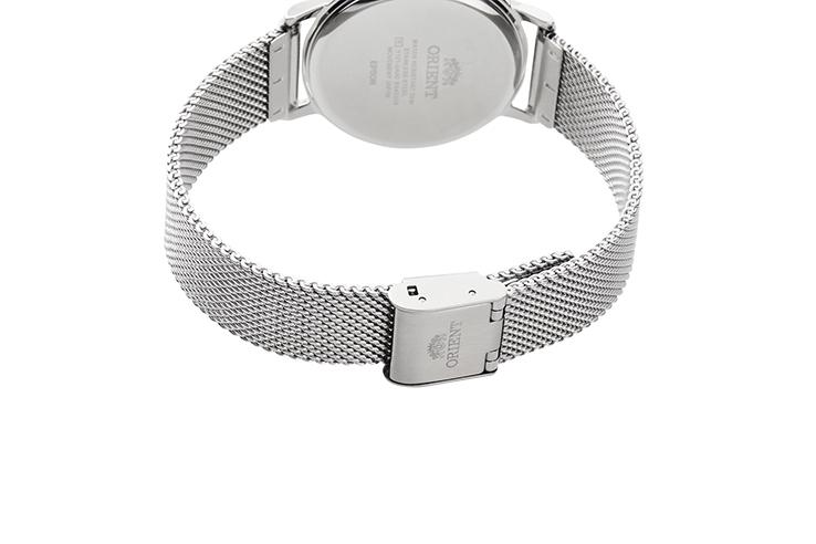 ORIENT: Kwarcowy Klasyczny Zegarki, Skórzany Pasek - 34.8mm (RA-KA0006S)