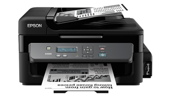 EcoTank M205 Wi-Fi Multifunction B&W Printer