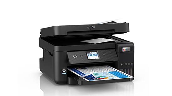 Epson EcoTank L6290 A4 Wi-Fi Duplex All-in-One Ink Tank Printer with ADF