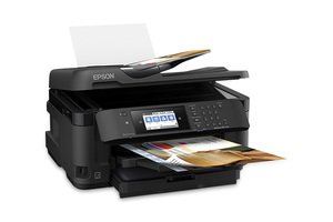 WorkForce WF-7710 Wide-format All-in-One Printer- Refurbished