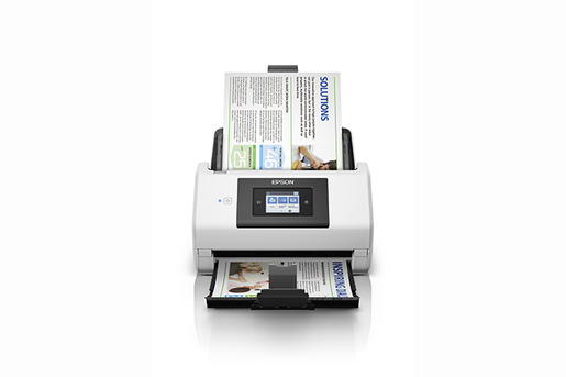WorkForce DS-780N Network Document Scanner
