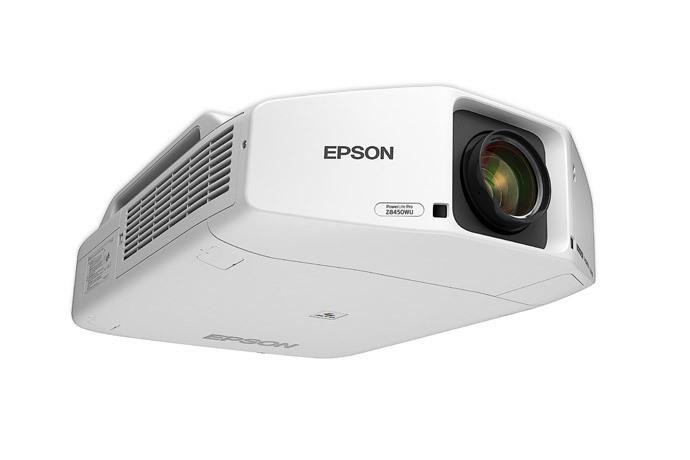PowerLite Pro Z8450WUNL WUXGA 3LCD Projector