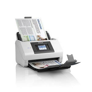 Epson WorkForce DS-780N Network Document Scanner