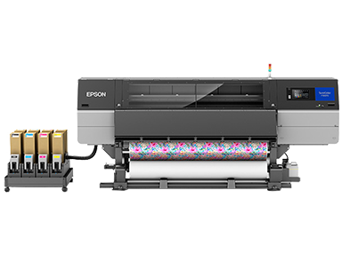 Epson SureColor F10070 industrial dye-sublimation printer