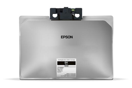 Bolsa de Tinta Preta de Alta Capacidade Epson T01D