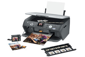 Epson Stylus CX7800 All-in-One Printer