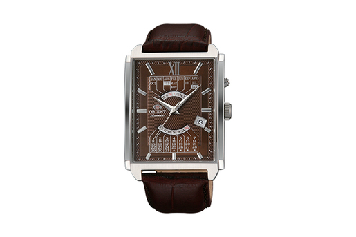Mechanical Contemporary, Leather Strap - 36.0mm (EUAG004T)