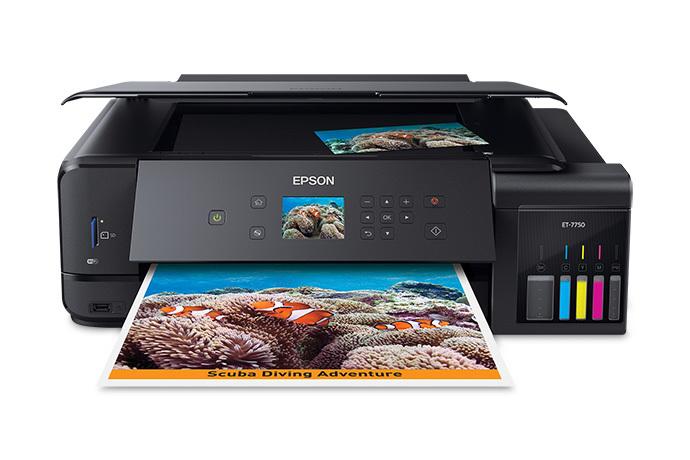Expression Premium ET 7750 EcoTank Wide Format All In One Supertank Printer