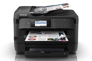 Epson WorkForce WF-7721   Inkjet Printers   Printers   For