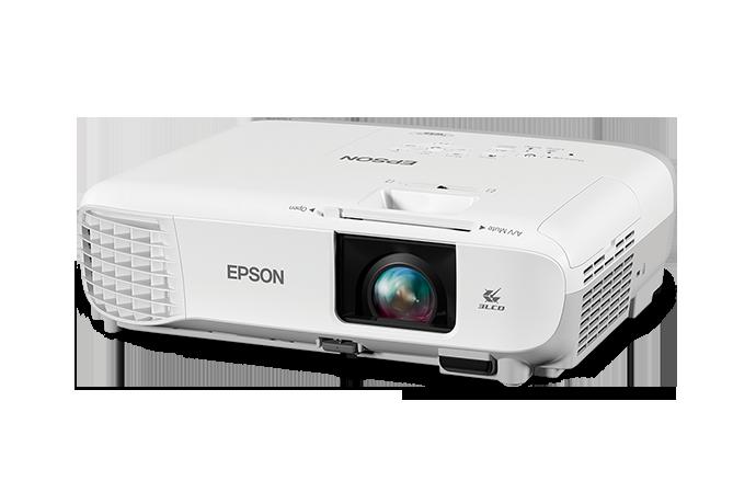 PowerLite W39 WXGA 3LCD Projector