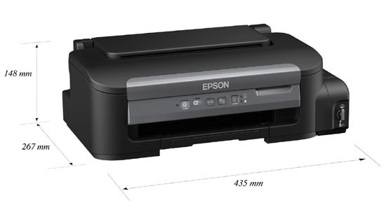 Impressora Epson WorkForce M105