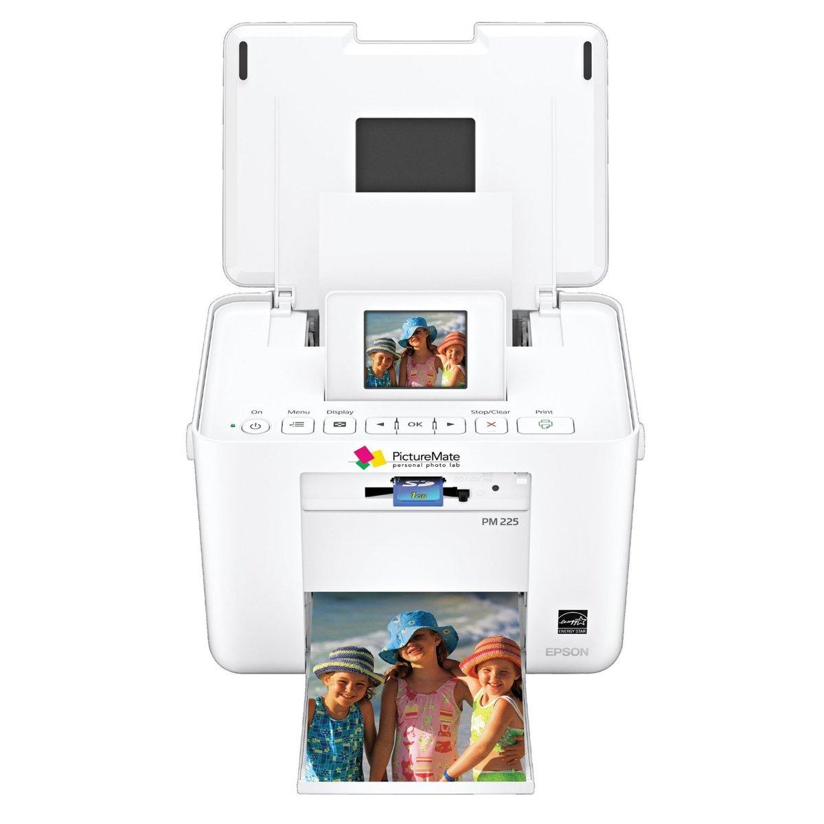 Epson Picturemate Charm Compact Photo Printer Pm 225 Driver