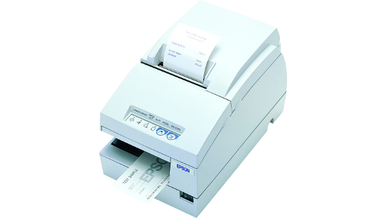 Epson TM-U675 Impact Dot Matrix Receipt Printer | POS Printers