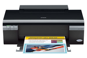 Epson Stylus C120 Ink Jet Printer