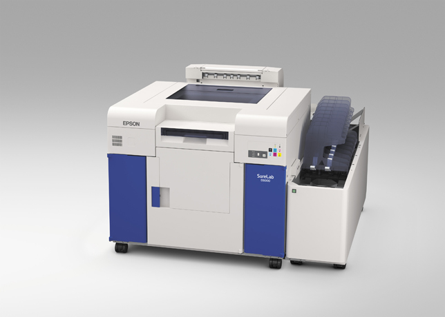Epson SureLab D3000 Single Roll Edition Printer