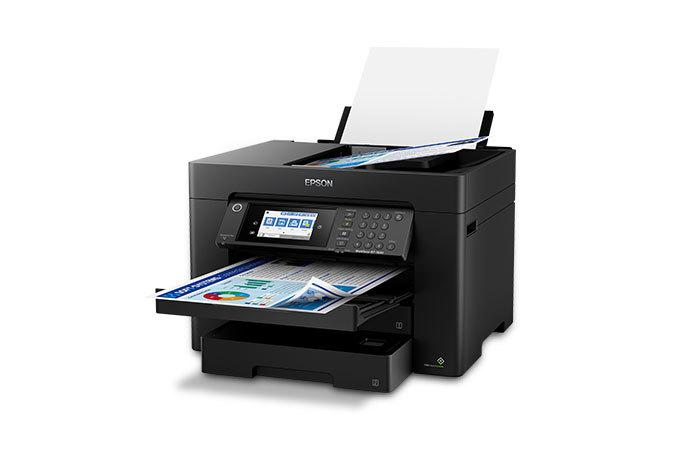 WorkForce Pro WF-7840 Wireless Wide-format All-in-One Printer