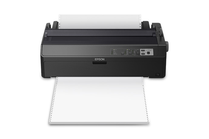 FX-2190II N Network Impact Printer - Refurbished