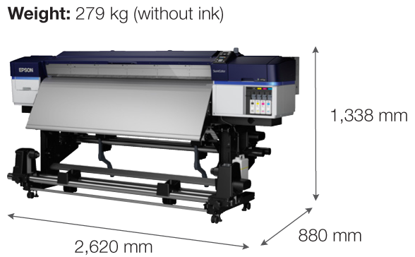 Epson SureColor SC-S40670 Eco-Solvent Signage Printer