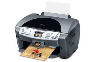 Epson Stylus Photo RX620 All-in-One Printer