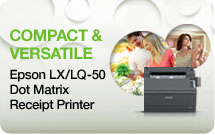 Epson LX-50 Dot Matrix Printer