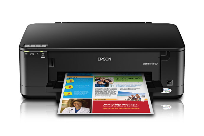 Epson WorkForce 60 Inkjet Printer