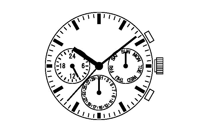 MUSCLE MOVEMENT  Multi-Function   VX9J