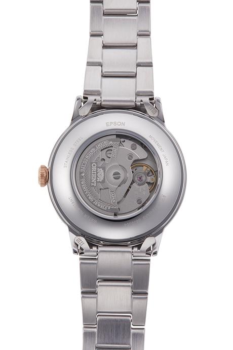 Orient: Mecanice Clasice Ceas, Piele Şnur - 40.5mm (AC0000CA)