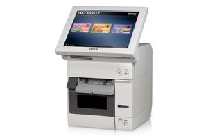 ColorWorks C3400-LT Label Terminal