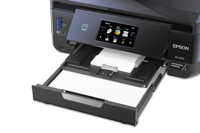 Epson Expression Premium XP-830 Small-in-One All-in-One ...