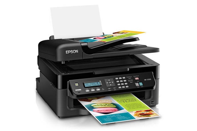 Epson WorkForce WF-2520 All-in-One Printer