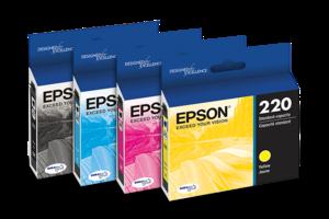 Epson 220 Ink