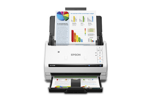 DS-575W Document Scanner