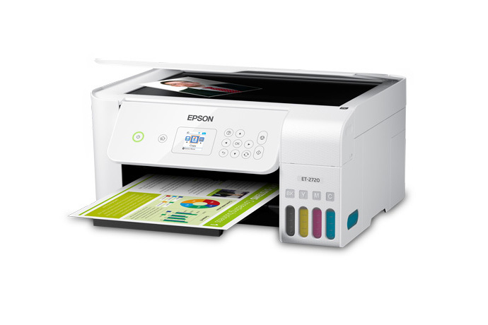 EcoTank ET-2720 All-in-One Supertank Printer
