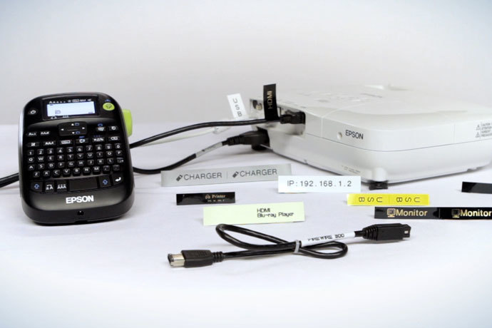 LabelWorks Cable and Wiring Kit