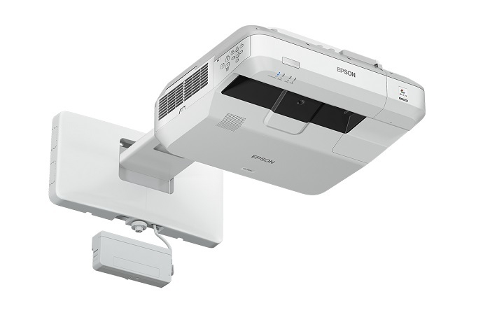 EB-710Ui Full HD Laser Ultra-Short Throw Interactive Projector